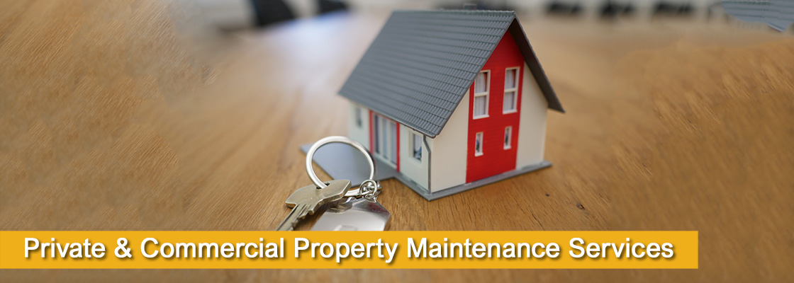 Private & Commercial Property Maintenance Services